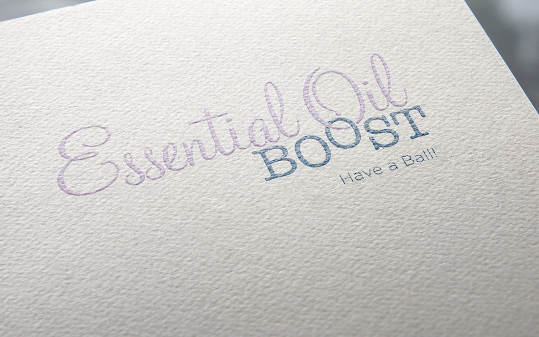 Essential Oil Boost