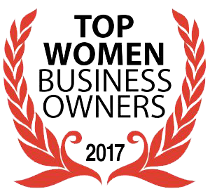 top women business owners log