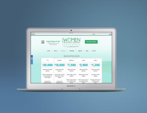 MWBOC site map + copy + design