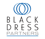 Black Dress Partners Logo Design