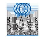 Black Dress Partners Logo Design