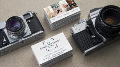 Business Card Branding