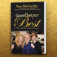Good Better Best by Sue McCarthy