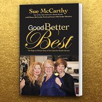 Good Better Best by Sue McCarthy
